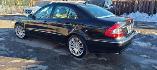 Used 2008 Mercedes-Benz E-Class 3.5L for sale in Scarborough, ON
