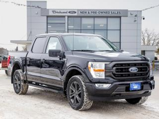 New 2021 Ford F-150 XLT 301A FX4, TRLR TOW PKG | MOONROOF | ECOBOOST for sale in Winnipeg, MB
