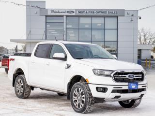 New 2021 Ford Ranger LARIAT 500A TECH, FX4 PKG | SYNC3 for sale in Winnipeg, MB