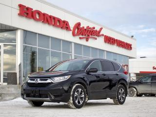 Used 2018 Honda CR-V LX FWD | HONDA SENSING | BLUETOOTH for sale in Winnipeg, MB