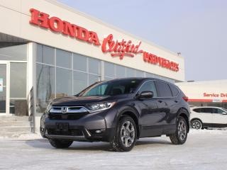 Used 2019 Honda CR-V EX AWD | SUNROOF | HONDA SENSING for sale in Winnipeg, MB