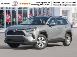 New 2021 Toyota RAV4 RAV4 LE FWD for sale in Pickering, ON