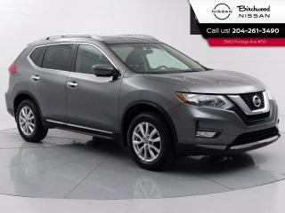 Used 2017 Nissan Rogue SV Tech PKG  7 Seater, Navigation, 360 Camera's, Moonroof, Remote Start for sale in Winnipeg, MB
