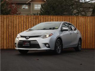 Used 2016 Toyota Corolla for sale in Langford, BC