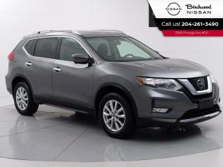 Used 2017 Nissan Rogue SV Tech PKG  No Accidents, 360 Camera's, Moonroof, Remote Start for sale in Winnipeg, MB