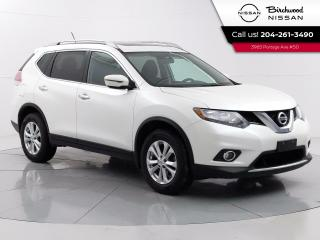 Used 2016 Nissan Rogue SV Heated Seats, Bluetooth, 1 owner for sale in Winnipeg, MB