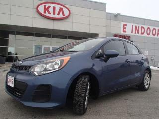 Used 2016 Kia Rio Rio 5 LX+ for sale in Nepean, ON