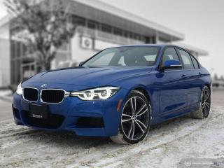 Used 2017 BMW 3 Series 340i xDrive M PERFORMANCE! ENHANCED! for sale in Winnipeg, MB
