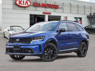 New 2021 Kia Sorento SX *Leather! Ventilated Seats! for sale in Winnipeg, MB