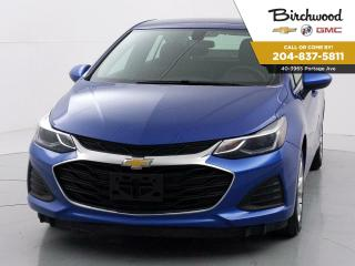 Used 2019 Chevrolet Cruze LT Remote Start | Apple CarPlay | Heated Seats for sale in Winnipeg, MB
