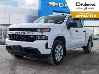New 2021 Chevrolet Silverado 1500 Custom The Best Deals to come in 2021 for sale in Winnipeg, MB
