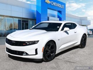 New 2021 Chevrolet Camaro 1LT The Best Deals to come in 2021 for sale in Winnipeg, MB