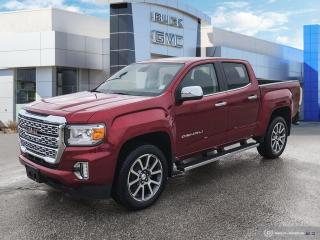New 2021 GMC Canyon 4WD Denali The Best Deals to come in 2021 for sale in Winnipeg, MB