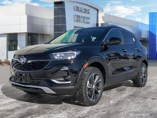 New 2021 Buick Encore GX Select The Best Deals to come in 2021 for sale in Winnipeg, MB