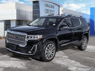 New 2021 GMC Acadia Denali The Best Deals to come in 2021 for sale in Winnipeg, MB