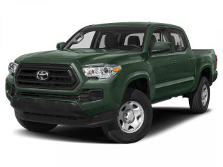 New 2021 Toyota Tacoma 4x4 Double Cab Auto SB Trail for sale in Winnipeg, MB