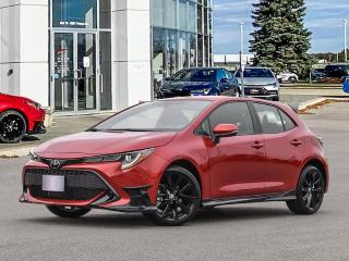 New 2021 Toyota Corolla Manual SE UPGRADE for sale in Winnipeg, MB
