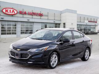 Used 2016 Chevrolet Cruze LT Local Trade | Heated Seats | Bluetooth | for sale in Winnipeg, MB