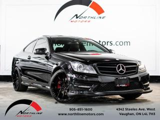 Used 2014 Mercedes-Benz C-Class C350 4MATIC/Coupe/Navigation/Lane Keep for sale in Vaughan, ON