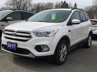 Used 2017 Ford Escape SE for sale in Brockville, ON