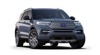 New 2021 Ford Explorer LIMITED for sale in Brockville, ON