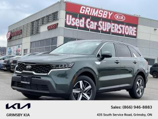 New 2021 Kia Sorento LX PREMIUM 2.5L AWD 3 ROW SEATS SAFETY TECH LOADED for sale in Grimsby, ON