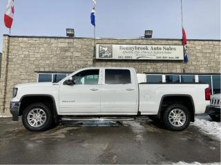 Used 2018 GMC Sierra 1500 SLE/4x4 /Z-71/Bluetooth/Crew Cab/Tow Package/ for sale in Calgary, AB