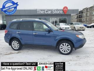 Used 2012 Subaru Forester 2.5X Touring SUNROOF Htd Seat 5SPD! NO ACCIDENTS! for sale in Winnipeg, MB