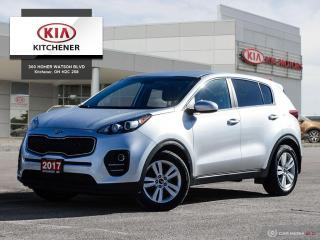 Used 2017 Kia Sportage LX for sale in Kitchener, ON