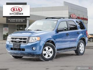 Used 2010 Ford Escape XLT 4D Utility 4WD for sale in Kitchener, ON