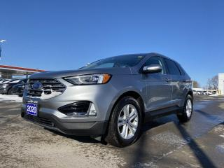Used 2020 Ford Edge SEL - AWD, NAV, HEATED LEATHER, REMOTE START for sale in Kingston, ON