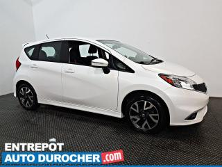 Used 2016 Nissan Versa Note SR Automatique - AIR CLIMATISÉ - Caméra de Recul for sale in Laval, QC