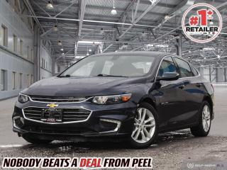 Used 2017 Chevrolet Malibu 1LT for sale in Mississauga, ON