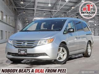 Used 2013 Honda Odyssey EX-L for sale in Mississauga, ON