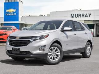 New 2021 Chevrolet Equinox LT for sale in Winnipeg, MB