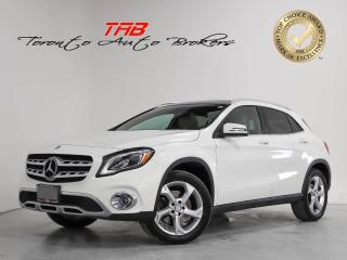 Used 2018 Mercedes-Benz GLA 4MATIC I PANO I NAVI I CAM I 1-OWNER for sale in Vaughan, ON