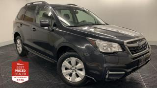 Used 2017 Subaru Forester 2.5i *STARLINK - REAR CAMERA - HEATED SEATS* for sale in Winnipeg, MB