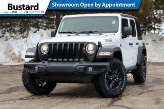 New 2021 Jeep Wrangler WILLYS UNLIMITED | BLUETOOTH | ALPINE AUDIO for sale in Waterloo, ON