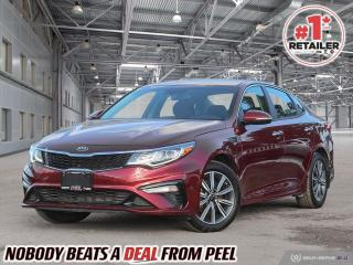 Used 2019 Kia Optima LX+ for sale in Mississauga, ON