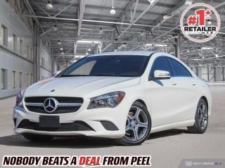 Used 2015 Mercedes-Benz CLA-Class CLA250 4MATIC for sale in Mississauga, ON