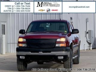 Used 2006 Chevrolet Silverado 2500 HD 6.6L V8DURAMAX DIESEL ,4X4,CREW CAB LEATHER SEAT for sale in Kipling, SK