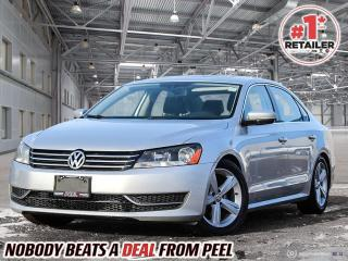 Used 2013 Volkswagen Passat 2.5L Comfortline for sale in Mississauga, ON