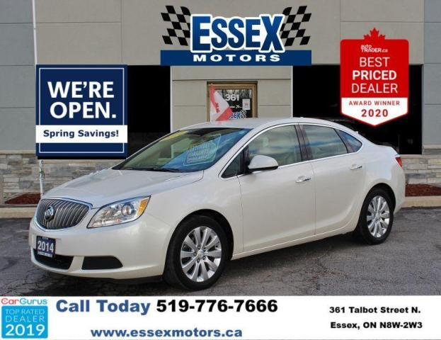 2014 Buick Verano New Front/Rear Brakes & TIRES**Leather*Low Ks