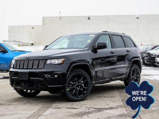 New 2021 Jeep Grand Cherokee Altitude | Remote Start | Trailer Tow for sale in Kitchener, ON