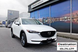 Used 2019 Mazda CX-5 GS-With peace of mind 160pt inspection! for sale in Vancouver, BC