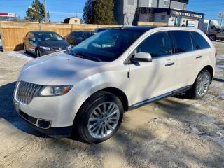 Used 2011 Lincoln MKX AWD 4dr, no accidents for sale in Halton Hills, ON
