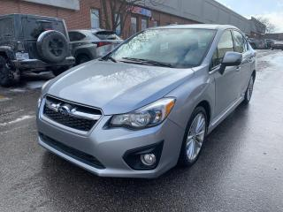 Used 2013 Subaru Impreza 4DR SDN CVT 2.0I W/LIMITED PKG for sale in North York, ON