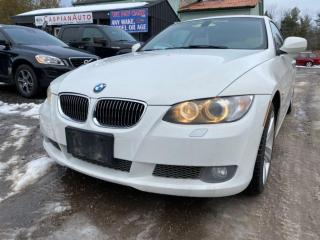 Used 2010 BMW 3 Series 2dr Cpe 335i xDrive AWD for sale in Gwillimbury, ON