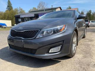 Used 2015 Kia Optima 4dr Sdn Auto LX for sale in Gwillimbury, ON