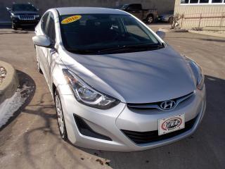 Used 2016 Hyundai Elantra GL for sale in Windsor, ON